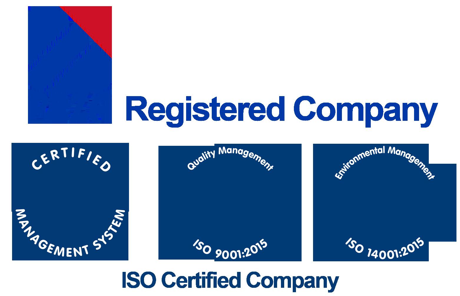 Iso Certificate Logo